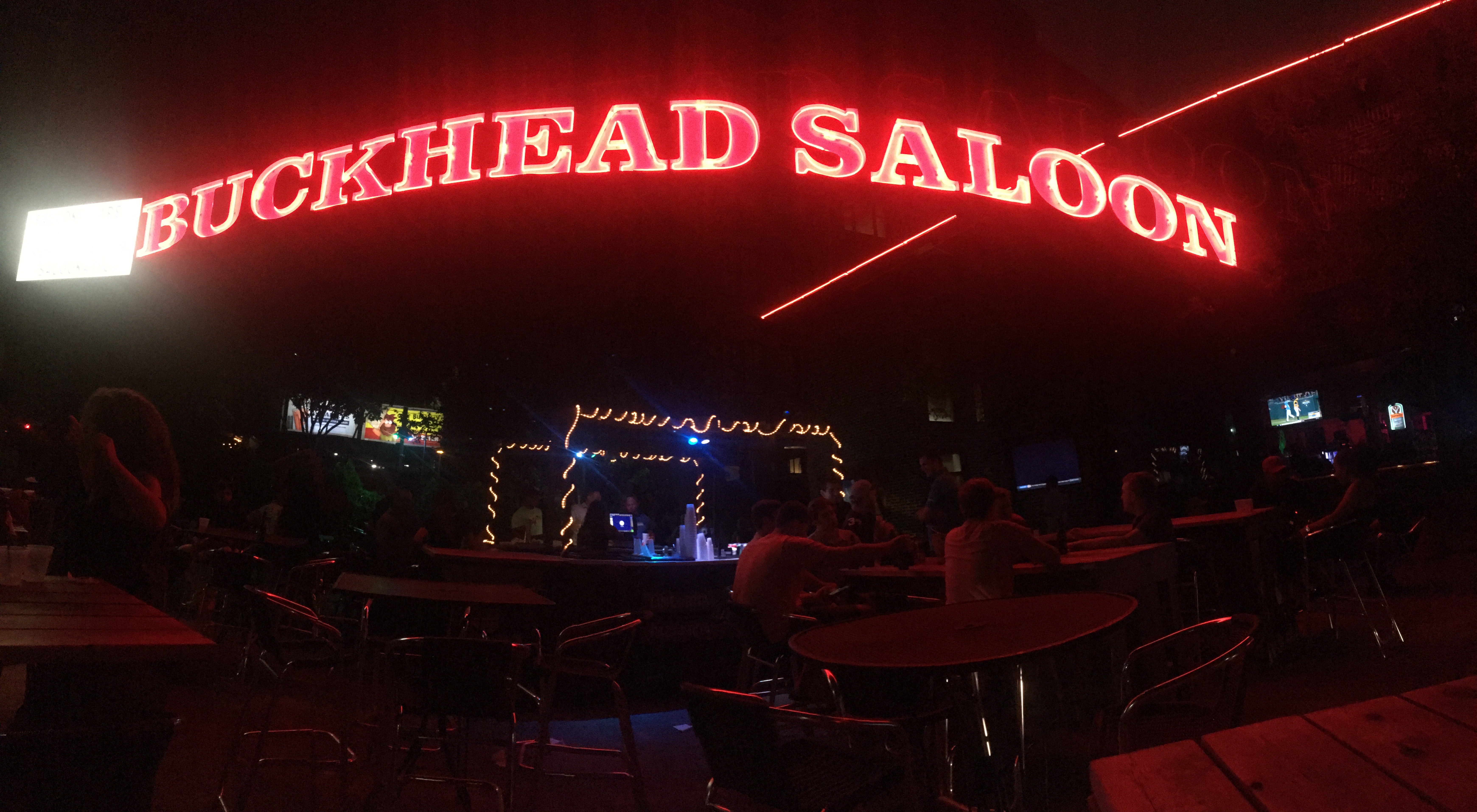 Buckhead Sign