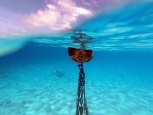 buoy underwater