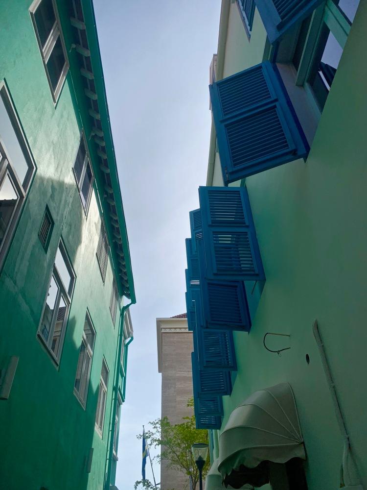 Punda Buildings
