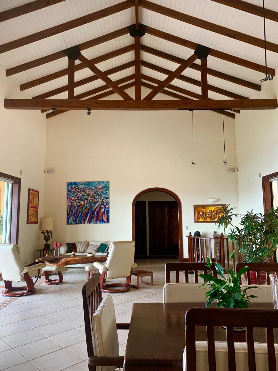 Old Spanish home decor