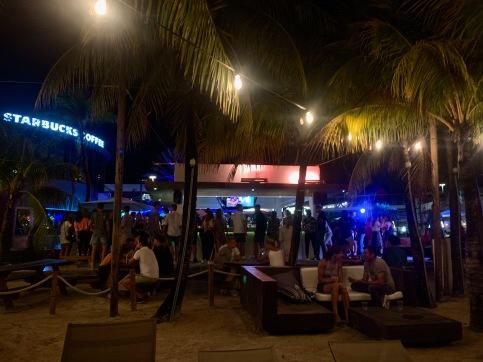 mambo beach party