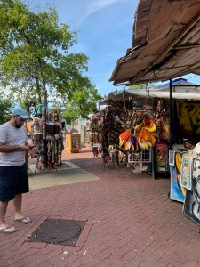 Curacao Street Vendors