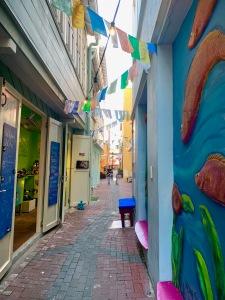 Punda alleyways