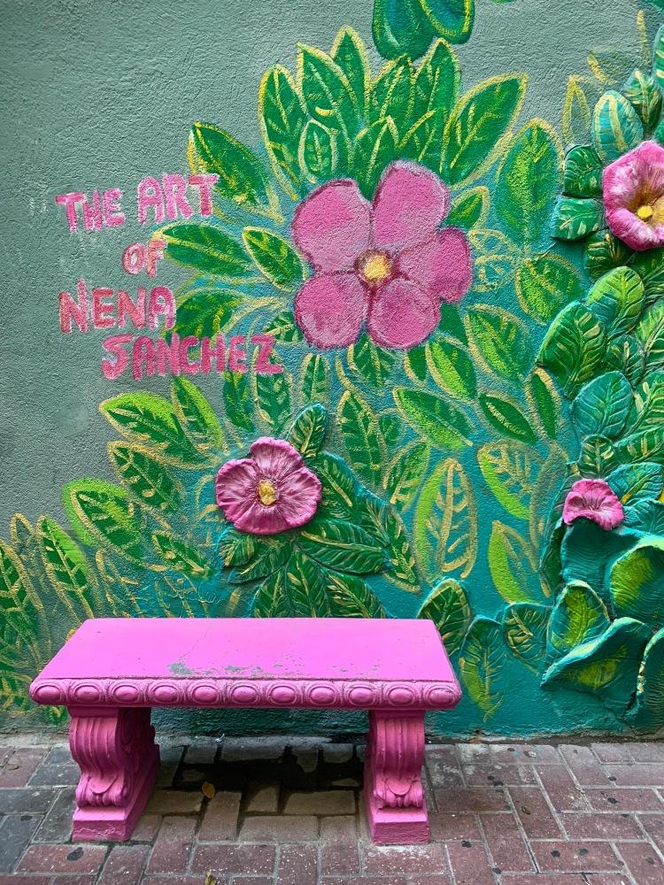 Punda alley art